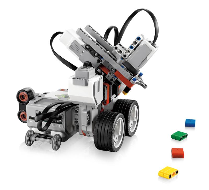 Educazione LEGO - Il Robot della Fabbrica