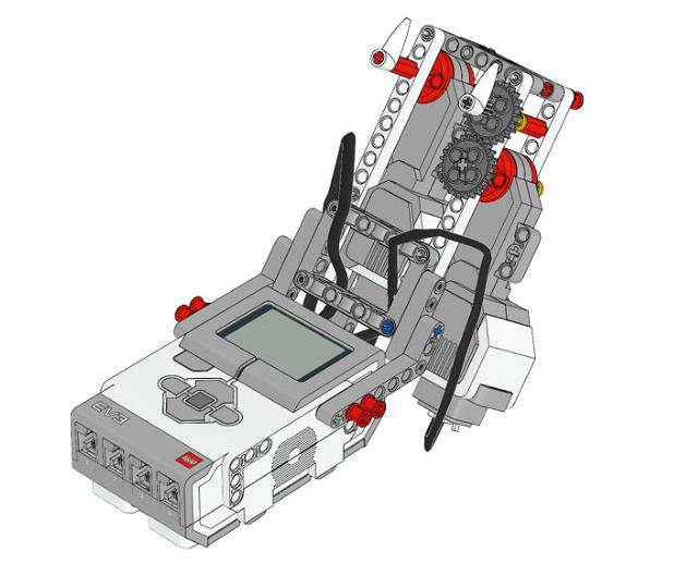 Educazione LEGO - Primo Ingranaggio