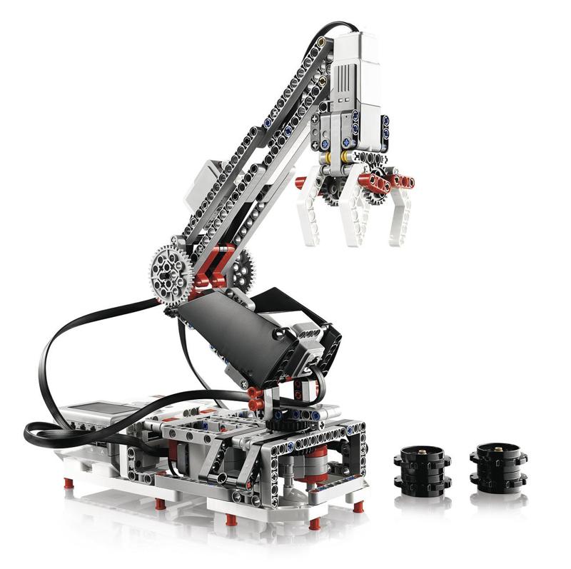 Educazione LEGO - Raccogli e Rilascia