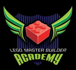 Diventa un LEGO Master Builder - Logo LEGO Master Builder Academy