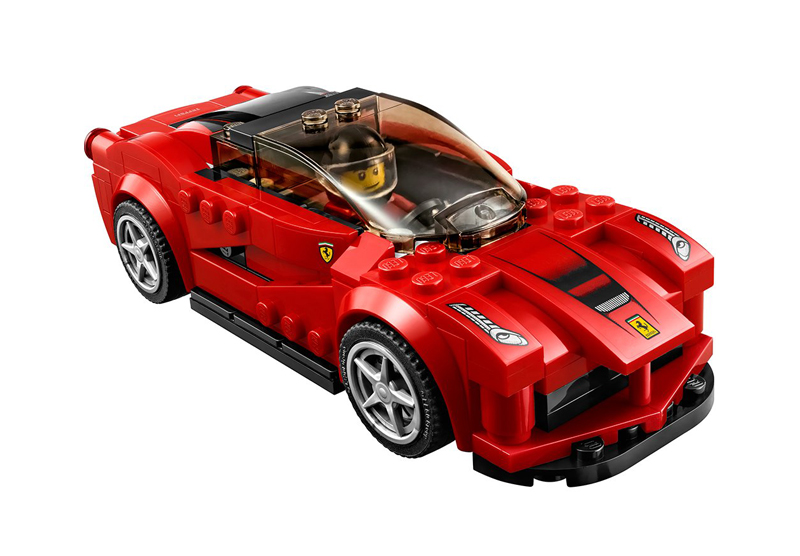 LEGO Speed Champions - Ferrari LaFerrari - set 75899