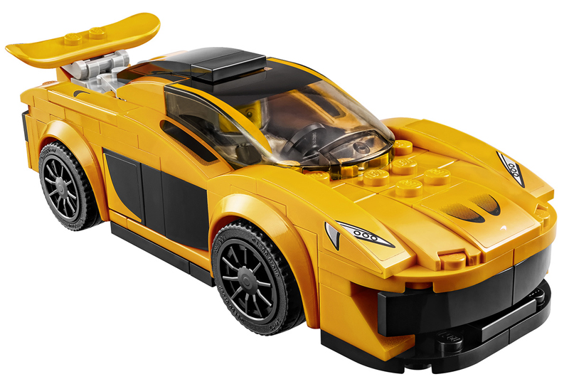 LEGO Speed Champions - McLaren P1 - set 75909