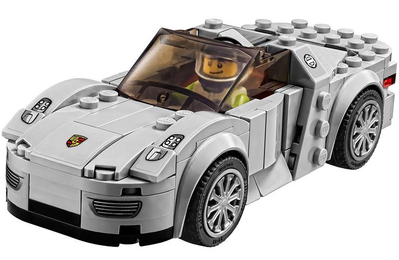 LEGO Speed Champions - Porsche 918 Spyder - set 75910