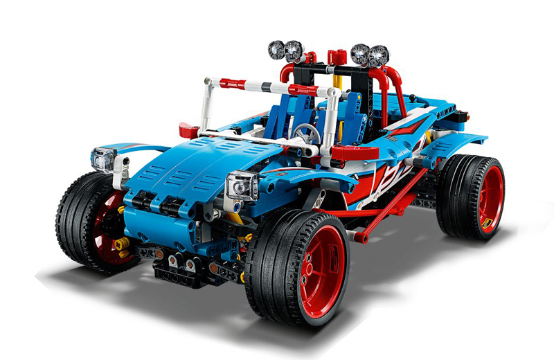LEGO Technic Auto da Rally set 42077 - Versione Buggy