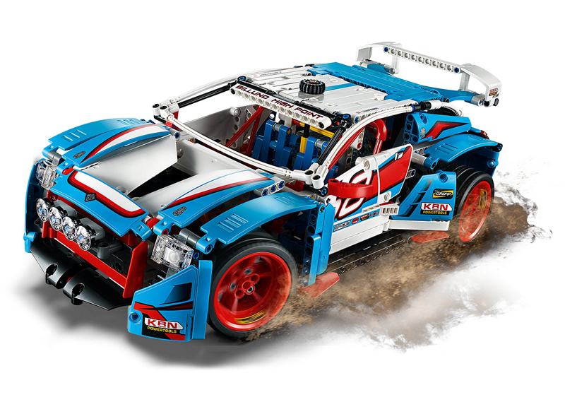 LEGO Technic Auto da Rally set 42077