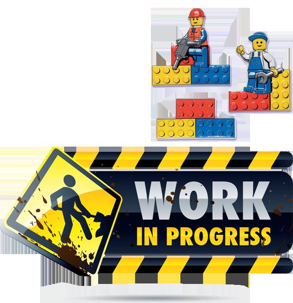 Lavori in Corso su Legozan.net