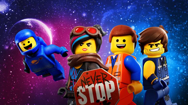 Lista Film LEGO
