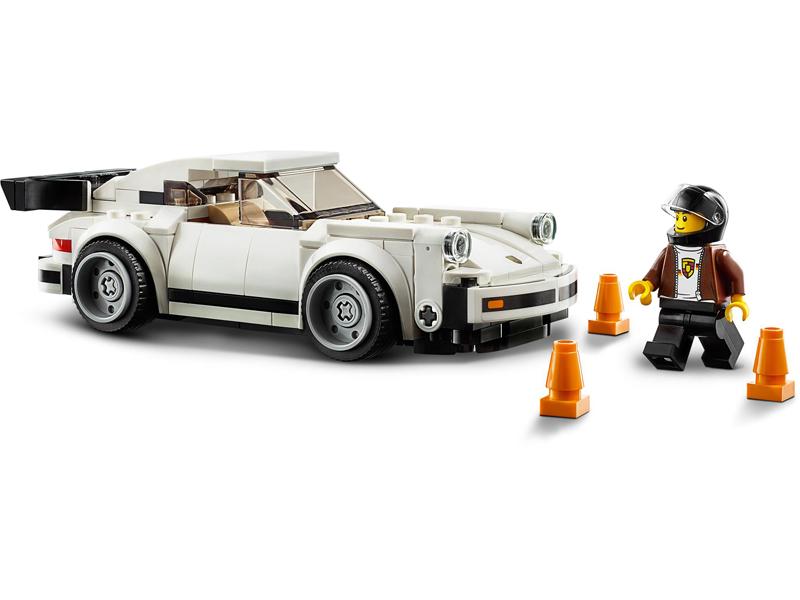 Lista Minifigure LEGO Speed Champions Porsche