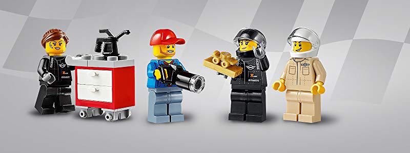 Lista Minifigure LEGO Speed Champions - Premiazioni