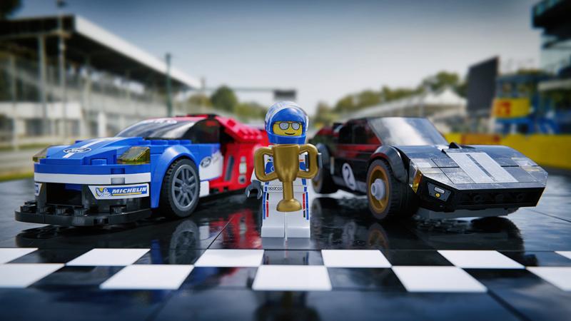 Lista Minifigure LEGO Speed Champions