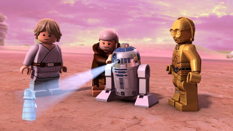 Lista Minifigure LEGO Star Wars - Il messaggio di R2-D2