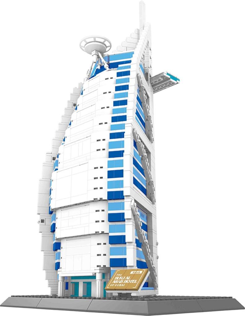 Lista Set LEGO Architecture Emirati Arabi Uniti