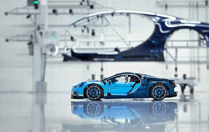 Lista Set LEGO Technic Automobili