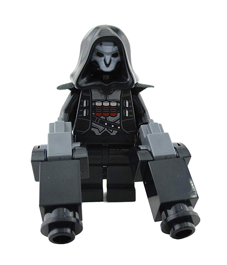 Minifigura LEGO Overwatch - Reaper