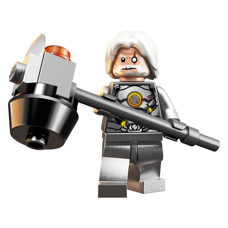Minifigura LEGO Overwatch - Reinhardt
