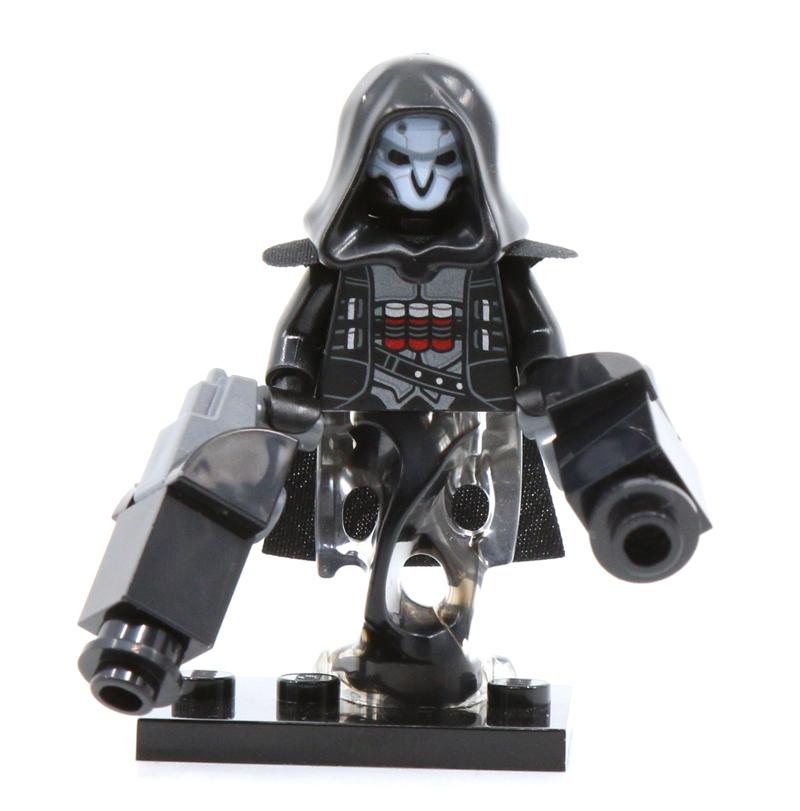 Minifigura LEGO Overwatch - Wraith Reaper
