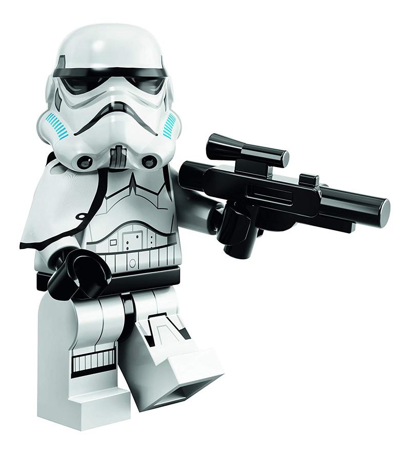 Minifigura LEGO Star Wars - Sergente Stormtrooper del Primo Ordine - Episodio 8: L'Ultimo Jedi