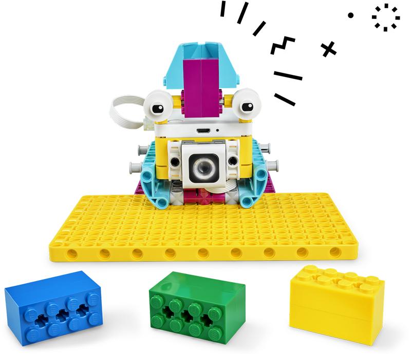 Educazione LEGO - Aiuto!