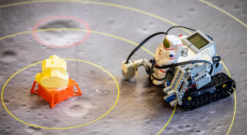 Educazione LEGO - Campioni di Roccia