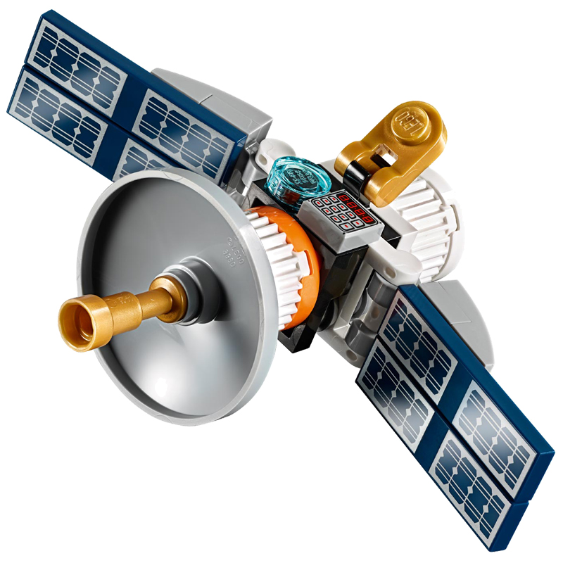 Educazione LEGO - Lancia il Satellite