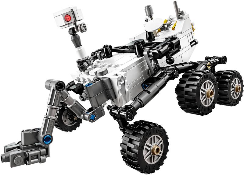 Educazione LEGO - Libera il Robot MSL