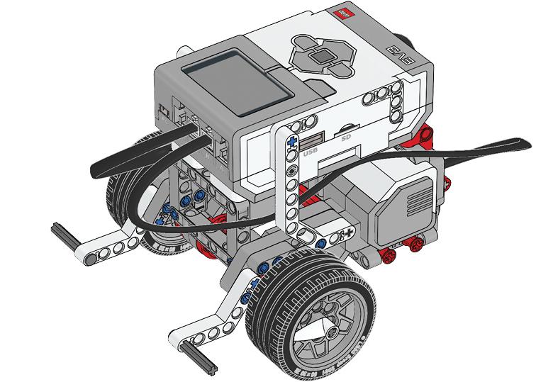 Educazione LEGO - Movimenti e Svolte